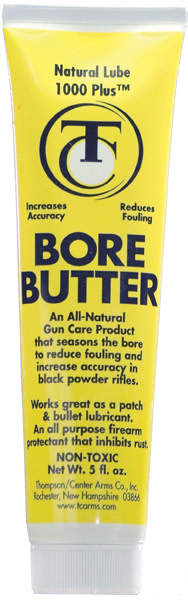 T/C Bore Butter Natural Lube - 5 oz