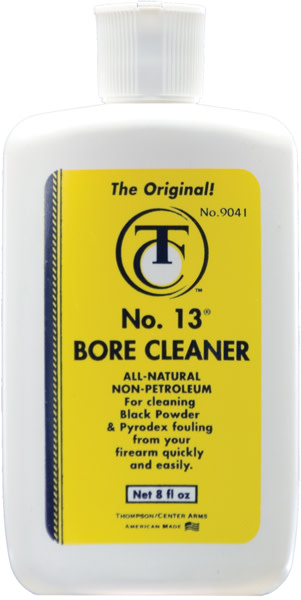 T/C Number 13 Cleaner - 8 oz Pour Bottle