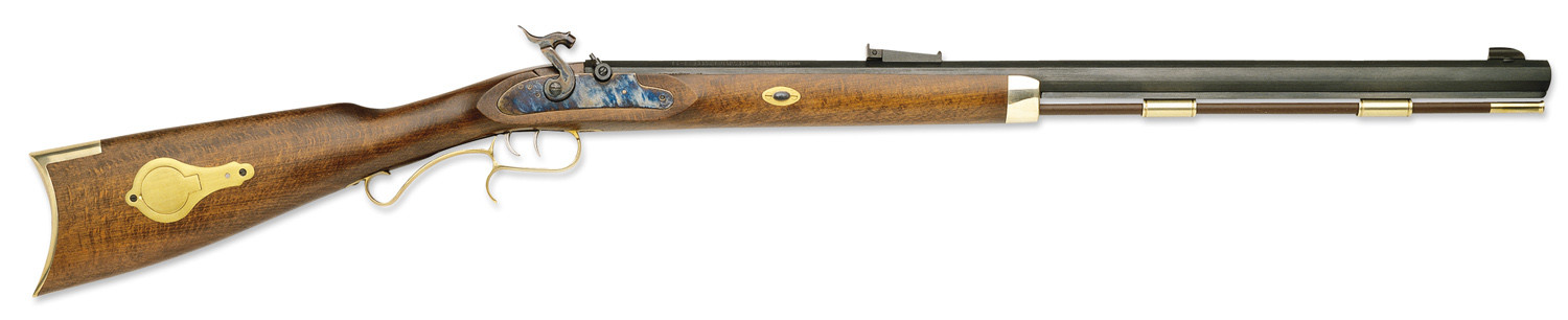 Traditions Hawken Woodsman Percussion Percussion Rifle - .50 Caliber - 28