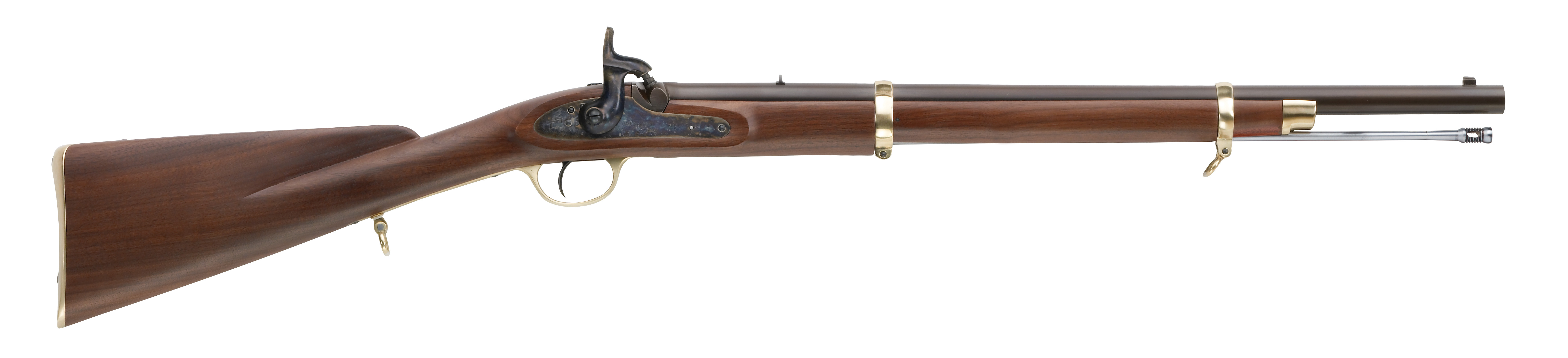 Pedersoli Cook & Brother Percussion Rifle - .58 Caliber - 33