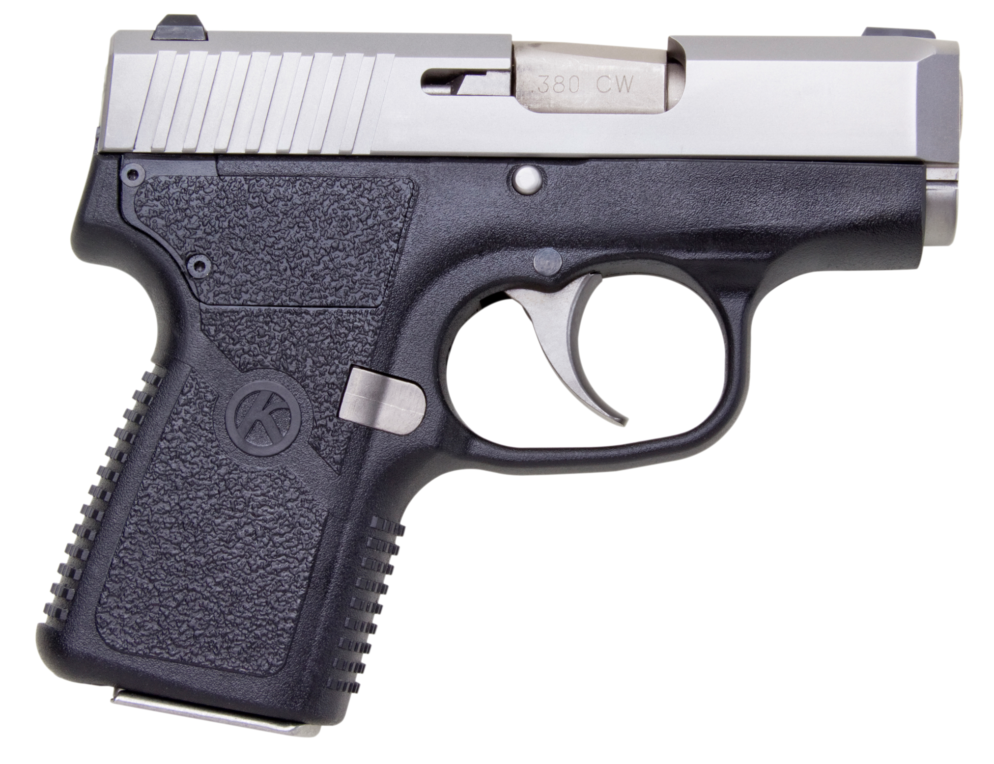 Kahr Arms® CW380 Pistol - .380 ACP 6+1 - Night Sights - Black/Stainless
