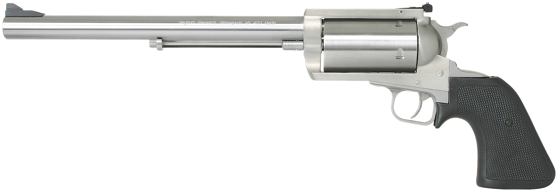Magnum Research® BFR Long Cylinder Revolver - .450 Marlin 5rd - 10