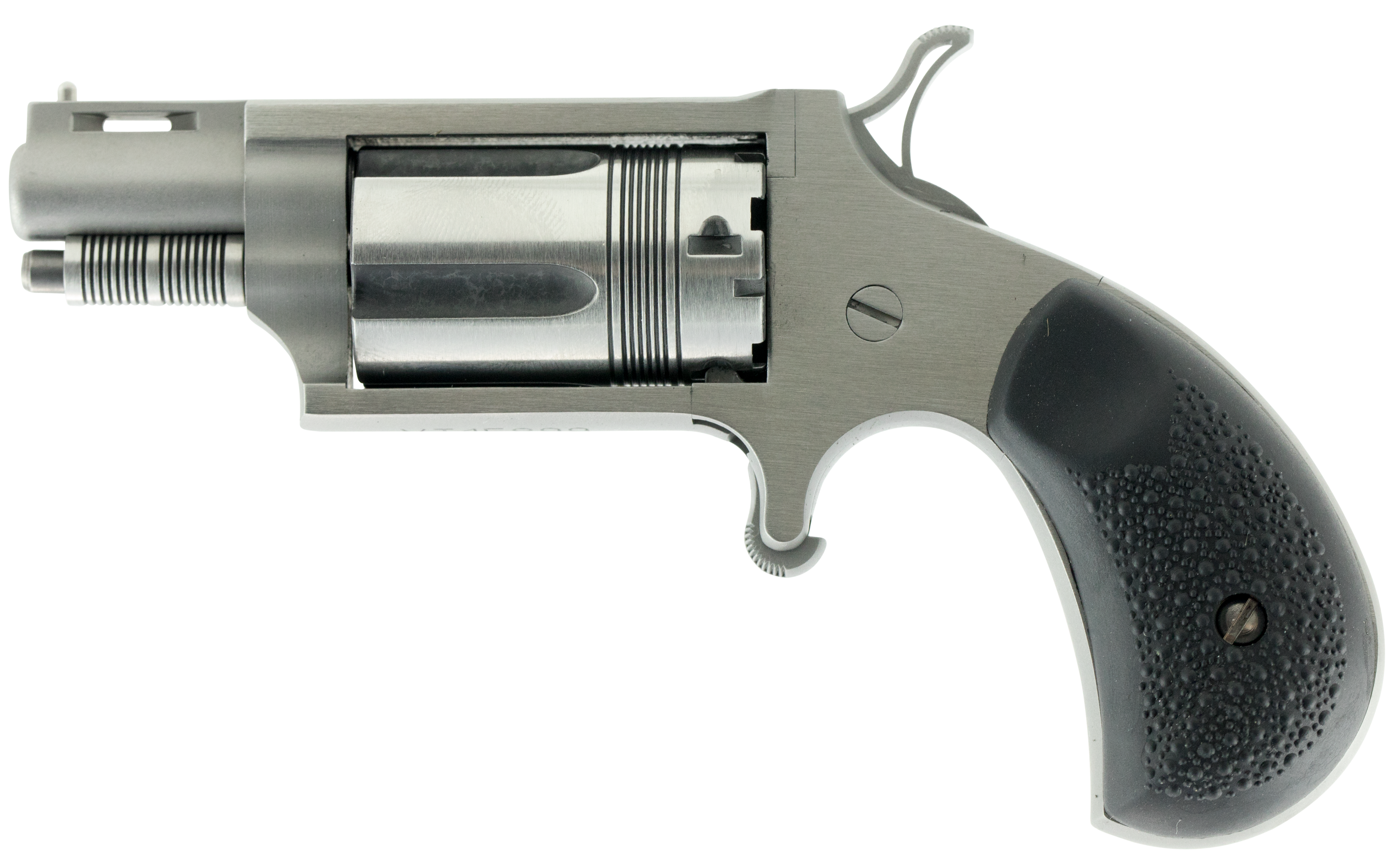 NAA The Wasp Revolver - .22 Magnum 5rd - Black/Stainless