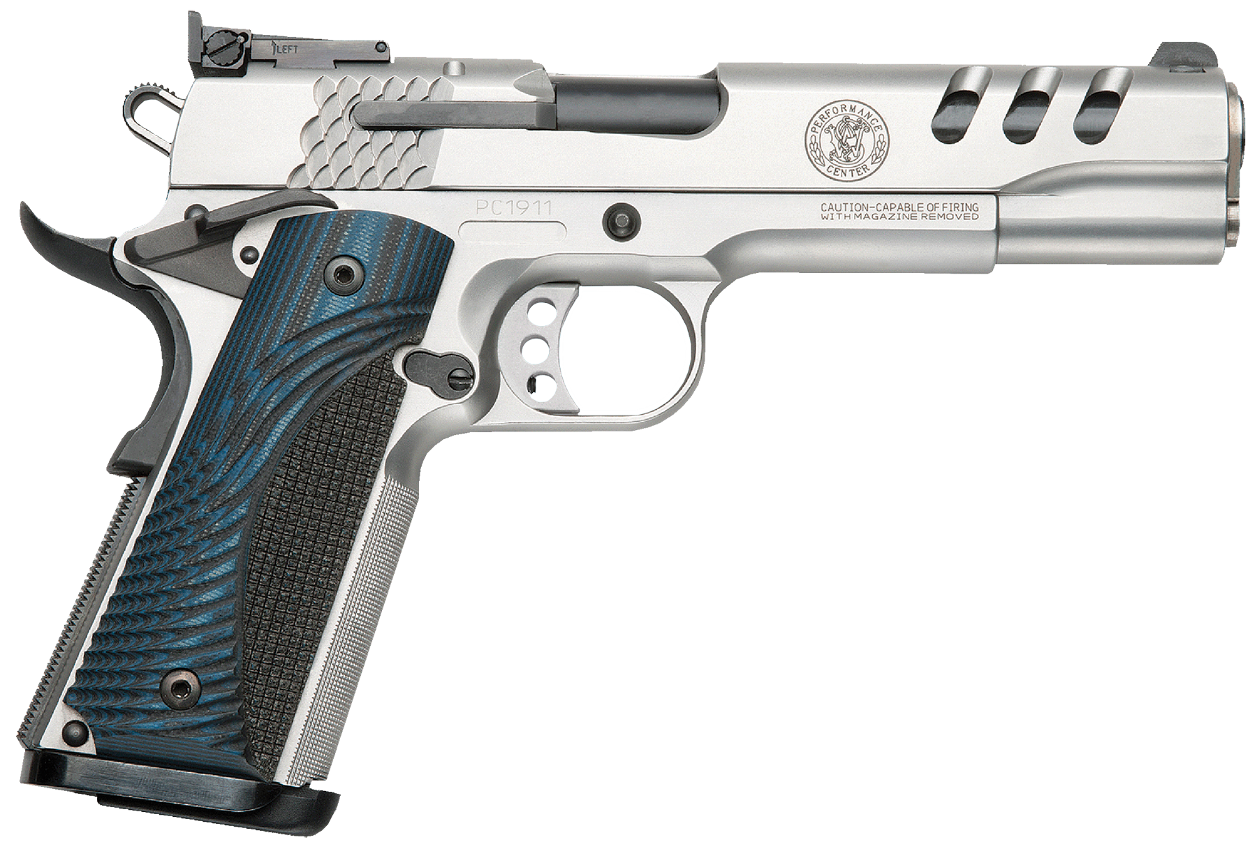 S&W® Performance Center® SW1911 Pistol - .45 ACP 8+1 - 4.25