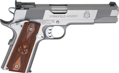 Springfield Armory® 1911 Target Pistol - 9mm 9+1 - 5