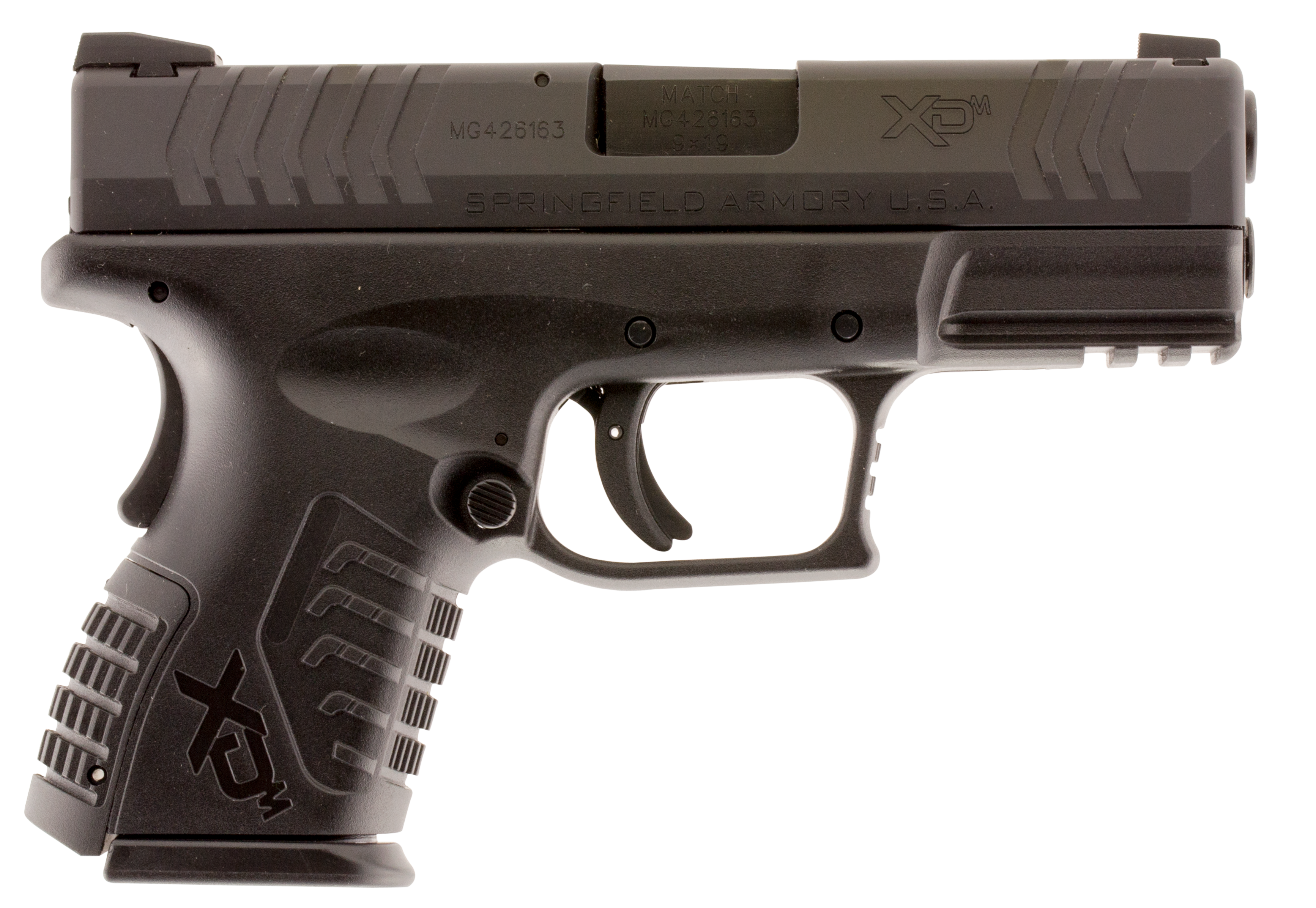 Springfield Armory® XD(M)® Compact Pistol - 9mm 13+1 - 3.8