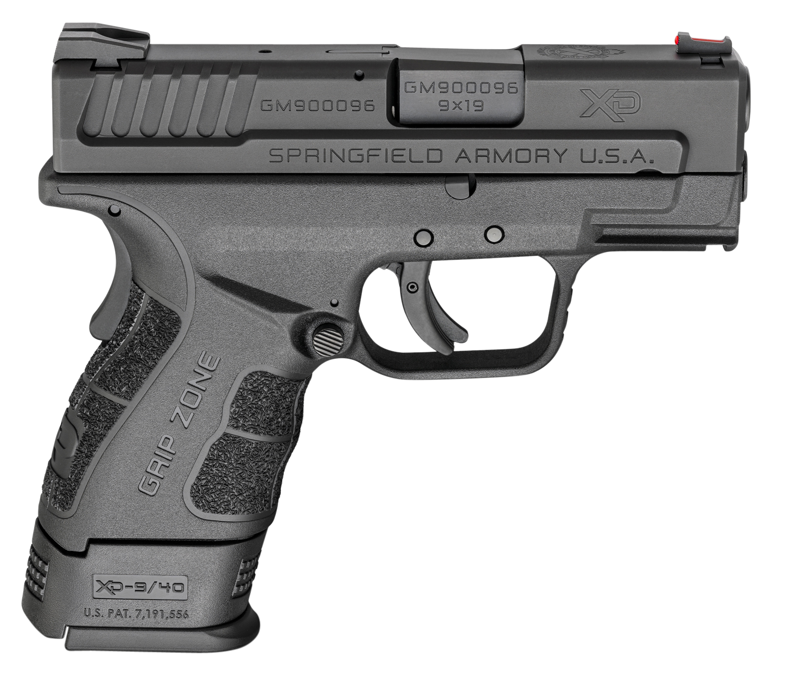 Springfield Armory® XD® MOD.2® Sub-Compact Pistol - 9mm 10+1 - 3