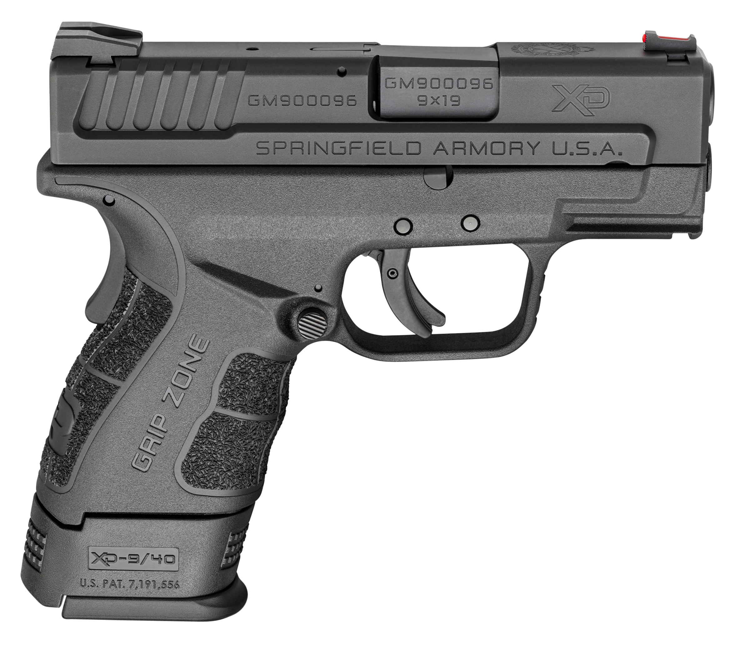 Springfield Armory® XD® MOD.2® Sub-Compact Pistol - 9mm 16+1/13+1 - 3