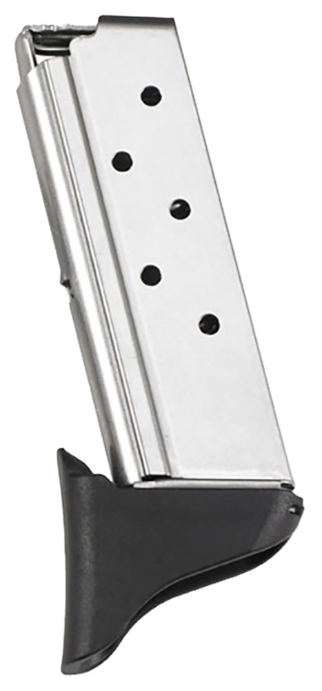 Beretta Pico Magazine - .380 ACP 6rd - Extended - Stainless