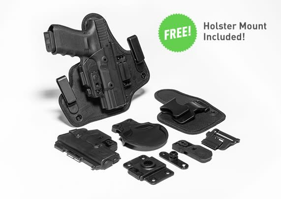 Alien Gear ShapeShift Core Carry Pack - Ruger LC9s