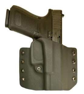 Comp-Tac Warrior OWB Holster - S&W M&P Shield 9/40
