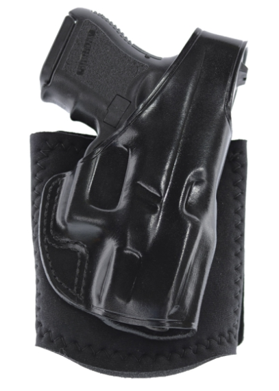 Galco Ankle Glove Holster - GLOCK G43