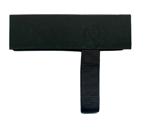 DeSantis Gunhide Ankle Support Strap - Black