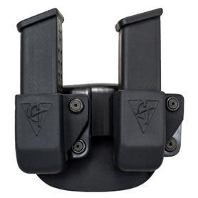 Comp-Tac Double Twin Mag Paddle Pouch - GLOCK 9/40/357/45GAP