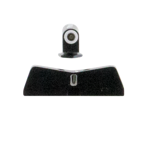 XS Sights DXT Sights - Compatible with Glock 17/19/22-24/26/27/31-36/38