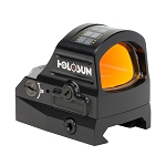 Holosun HS507C-V2 Reflex Multi-Reticle Red Dot Sight - 2 MOA/32 MOA Ring - Solar Failsafe