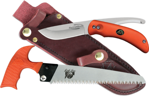 Outdoor Edge SwingBlade Pak - Blaze Orange