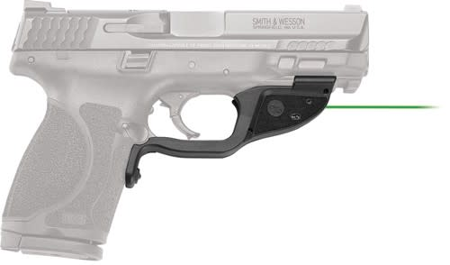 Crimson Trace® Laserguard® - S&W® M&P® 2.0 - Green Laser