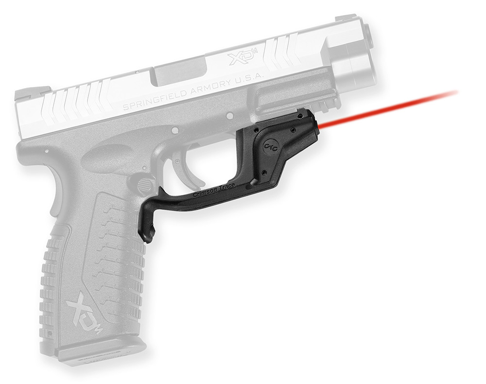 Crimson Trace® Laserguard® - Springfield® XD®/XD(M)® - Red Laser