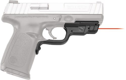 Crimson Trace® Laserguard® - S&W® SD®/SD®VE - Red Laser