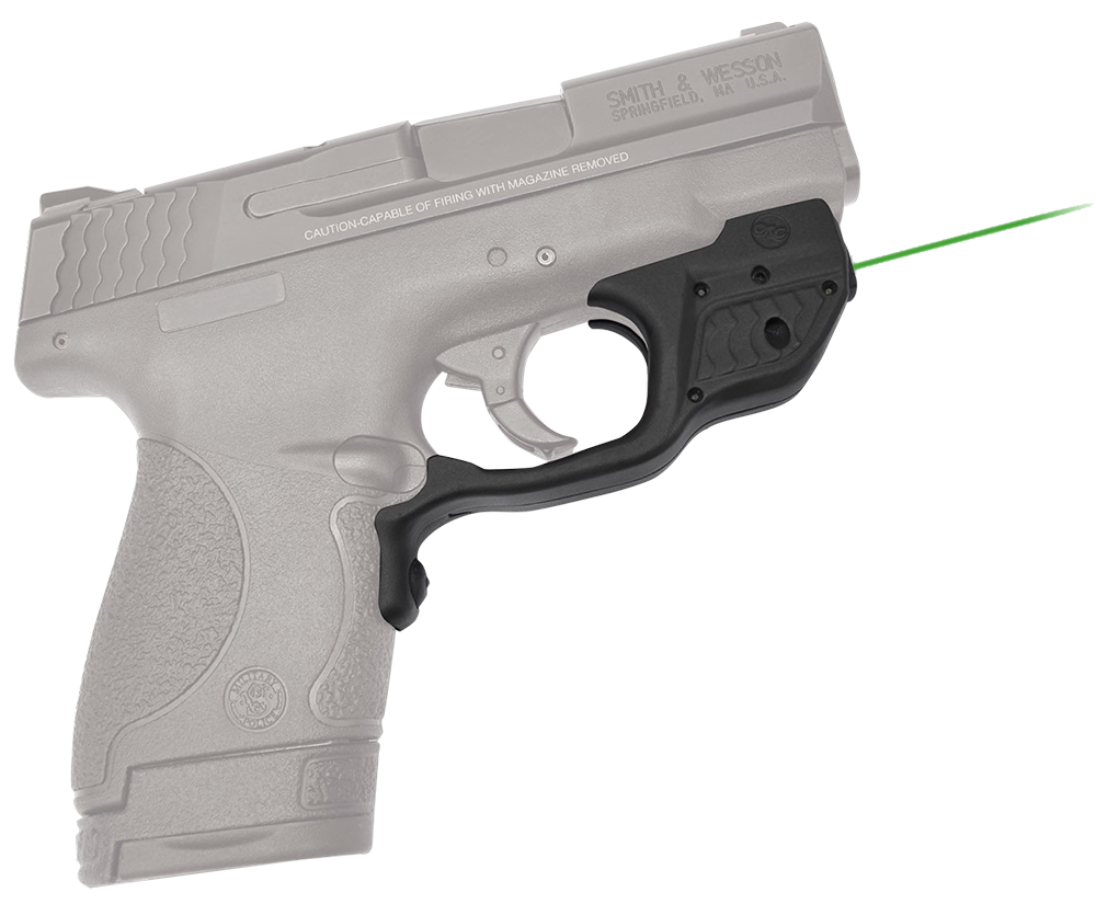Crimson Trace® Laserguard® - S&W® M&P® Shield 9/40 - Green Laser