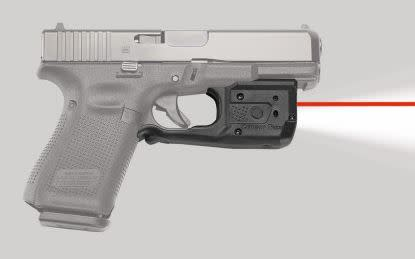 Crimson Trace® Laserguard® Pro™ - GLOCK® Full Size/Compact - Red Laser