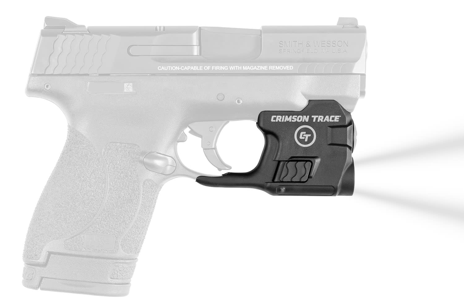 Crimson Trace LightGuard Light - S&W M&P Shield/M2.0 9/40