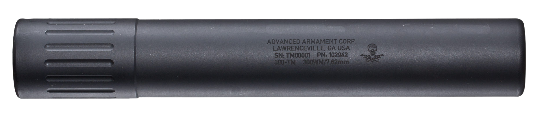 AAC 300-TM Rifle Suppressor