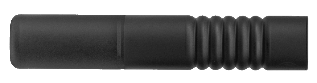 CZ-USA Ti Reflex Rifle Suppressor - 338 Lapua Mag - 3/4x24 - Direct-Thread - Black