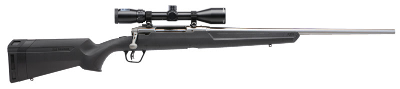 Savage AXIS II XP Combo 7mm-08 Rem 22