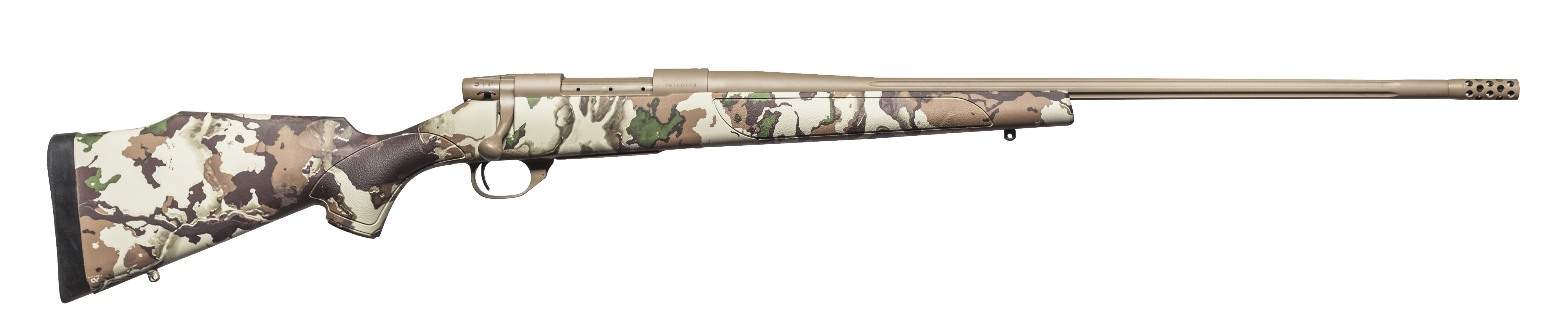 Weatherby Vanguard First Lite 300 Win Mag 28