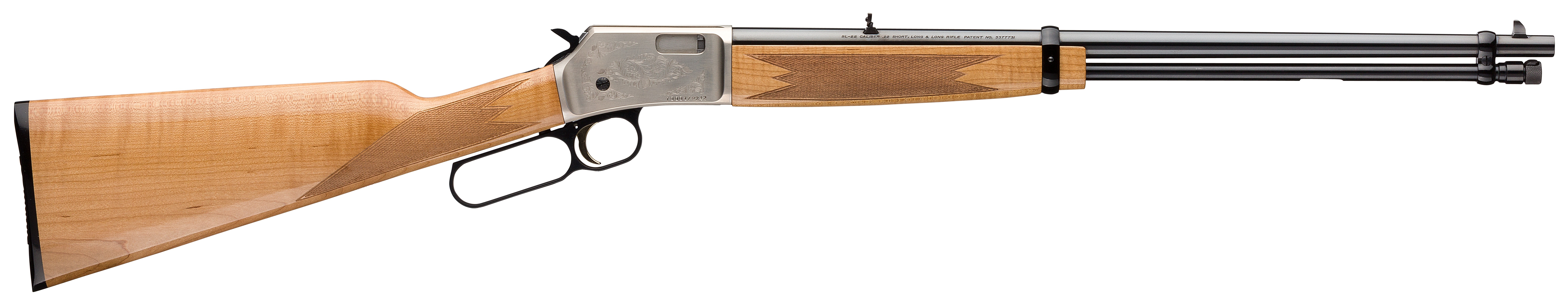 Browning BL-22 Grade II 22 Short/Long/Long Rifle 20