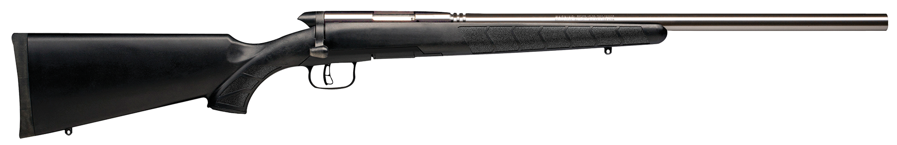 Savage B.MAG Stainless Heavy Barrel 17 Win Super Mag (WSM) 22