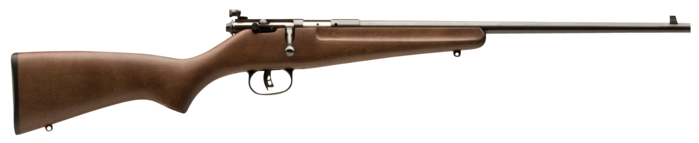 Savage Rascal Hardwood 22 LR 16.1