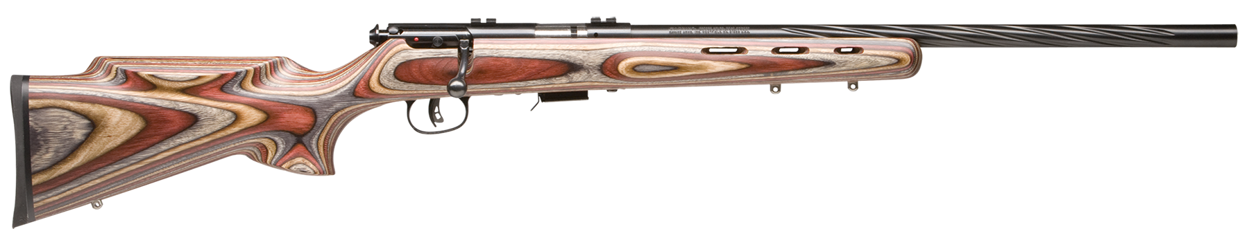 Savage Mark II BRJ 22 LR 21