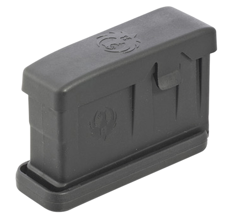 Ruger Precision/Scout Magazine Short Action - 3rd - Black Polymer