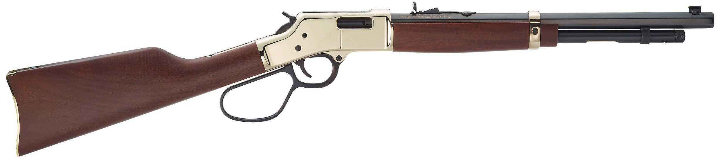 Henry Big Boy Carbine Lever-Action Rifle - 41 Rem Mag 16.5