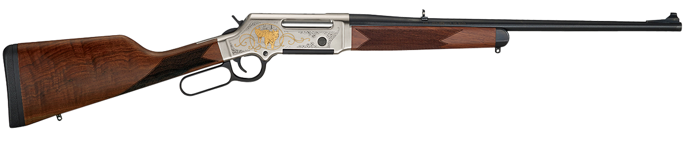 Henry Long Ranger Wildlife Edition Lever-Action Rifle - 223 Rem/5.56 NATO 20
