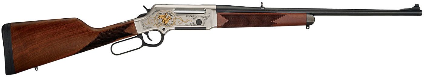 Henry Long Ranger Wildlife Edition Lever-Action Rifle - 243 Win 20