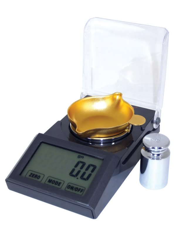 Lyman Micro-Touch 1500 Electronic Scale