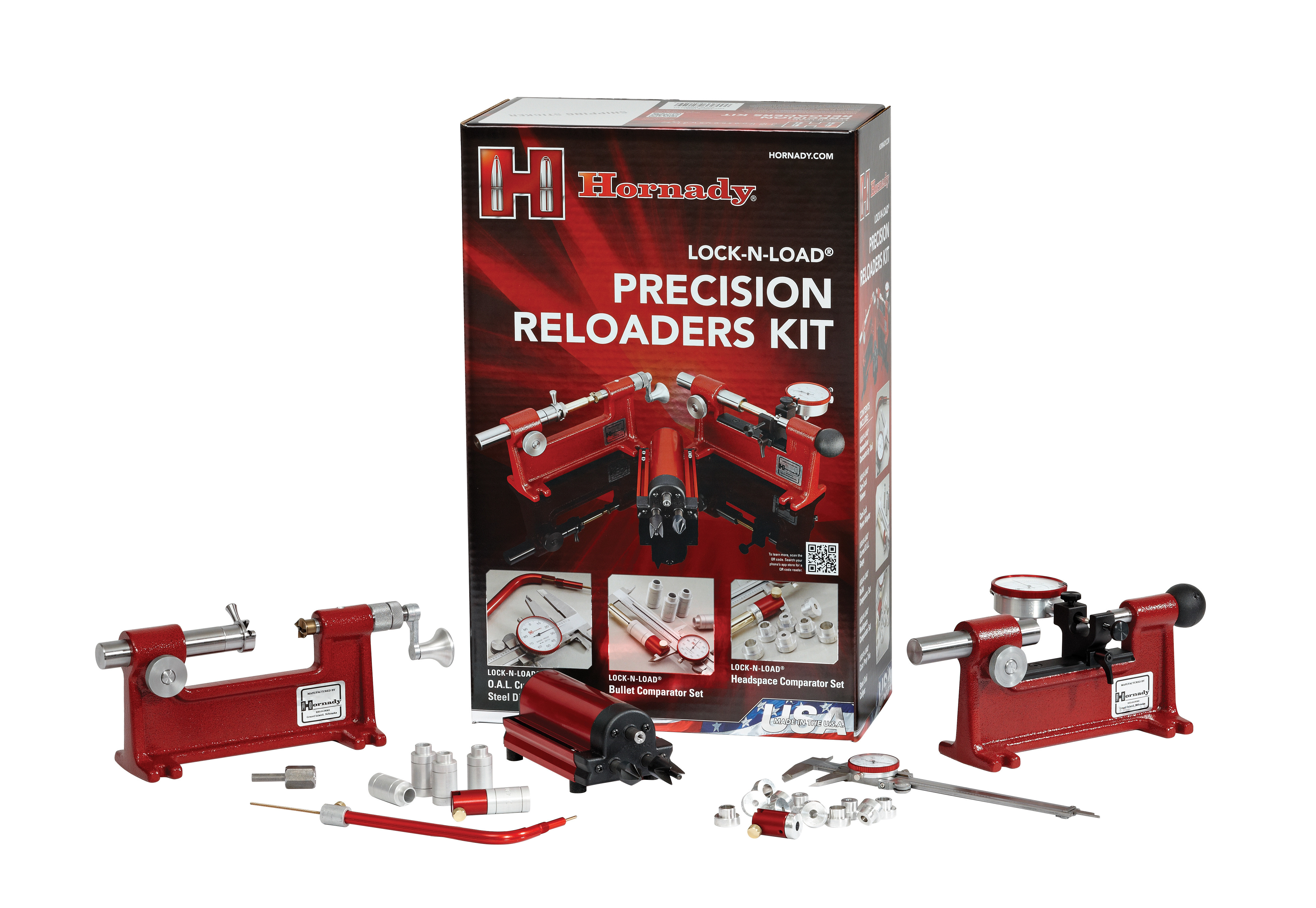Hornady Lock-N-Load Precision Reloaders Kit