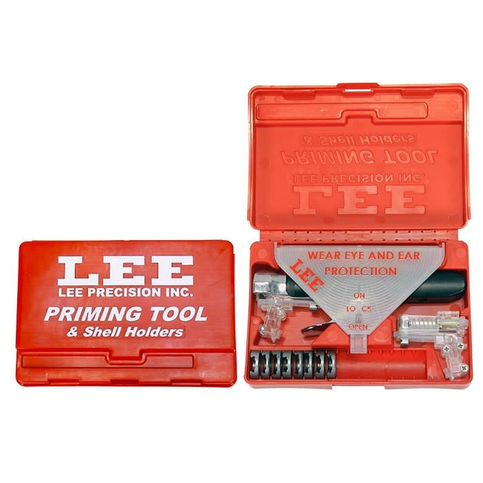 Lee Precision Auto Prime Hand Priming Tool Kit