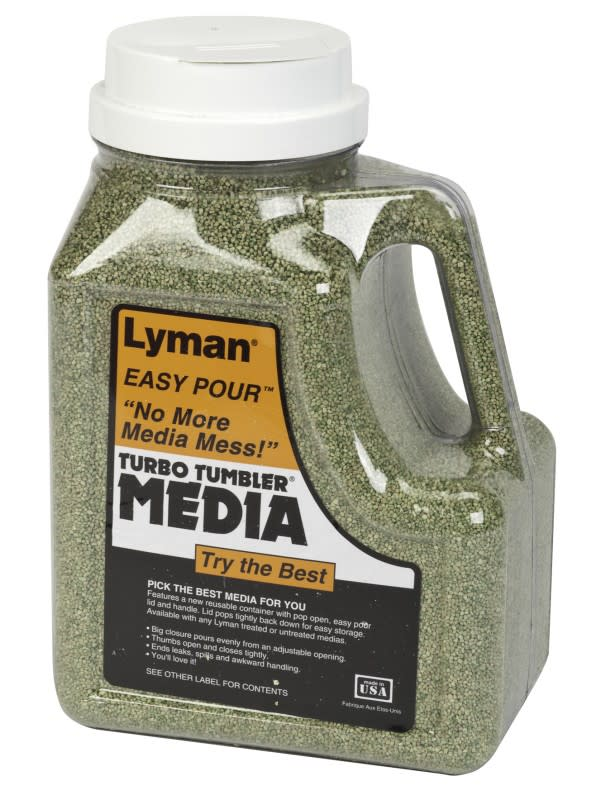 Lyman Easy Pour Treated Corn Media - 6 lbs.