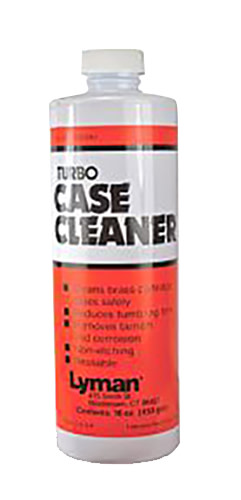 Lyman Turbo Case Cleaner - 16 oz.