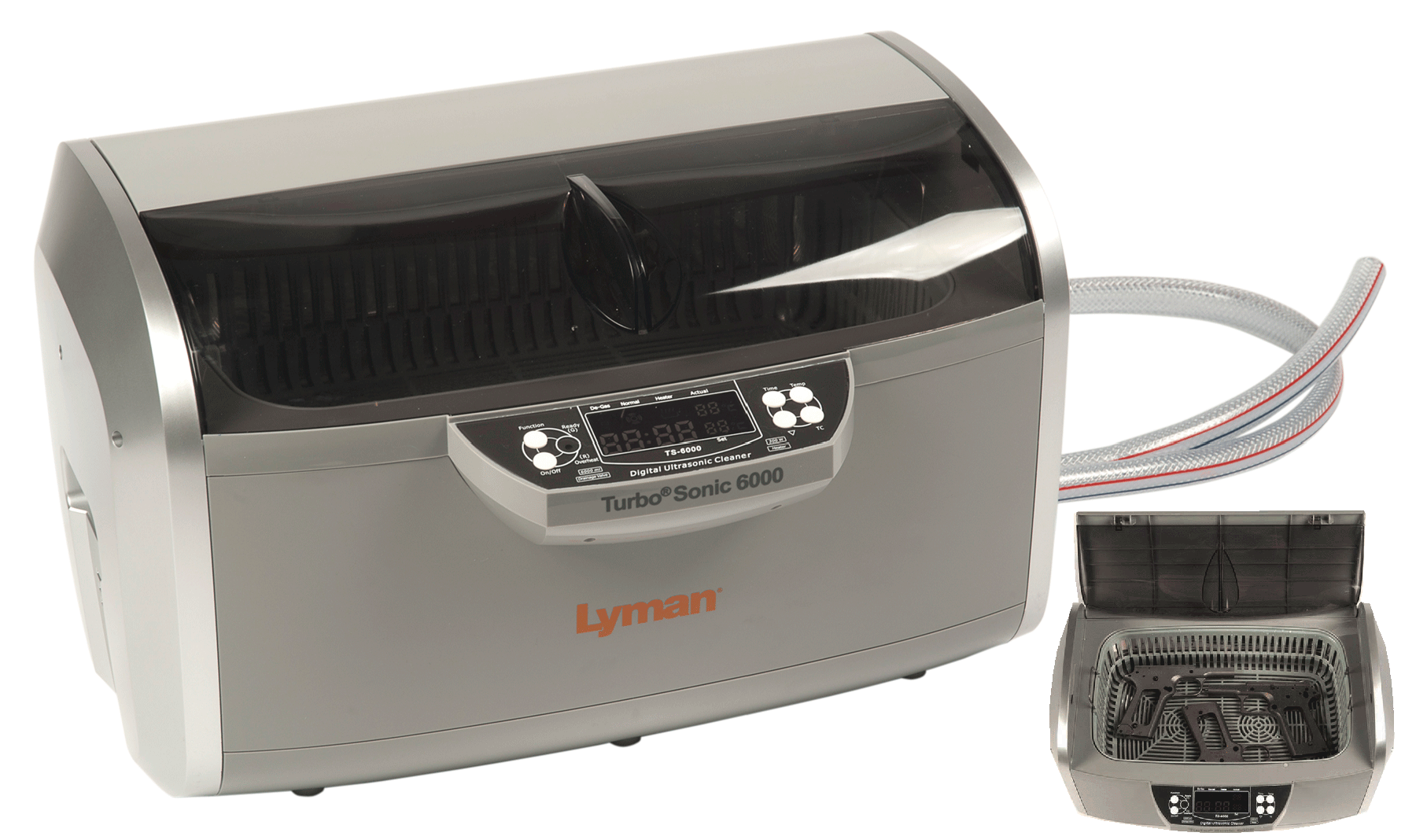 Lyman Turbo Sonic 6000 Ultrasonic Case Cleaner - 6.3 Quart