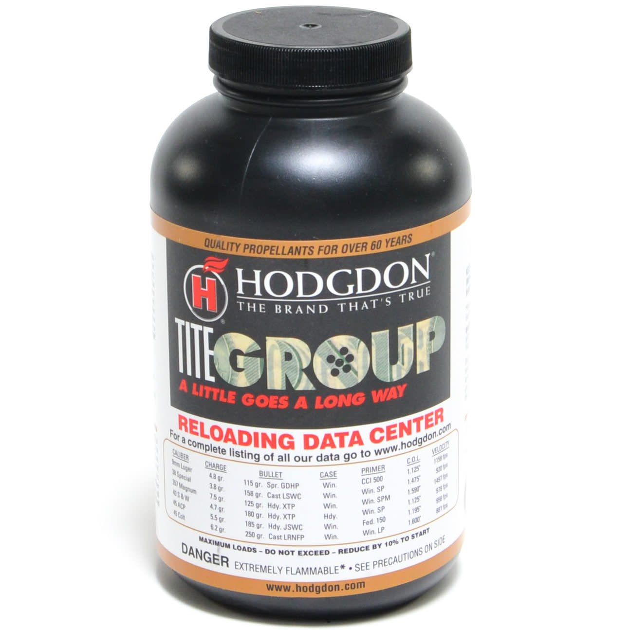 Hodgdon Titegroup - 1#