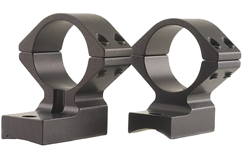 Talley Lightweight Alloy Remington 700 30mm Rings - High - Integral - Aluminum - Matte