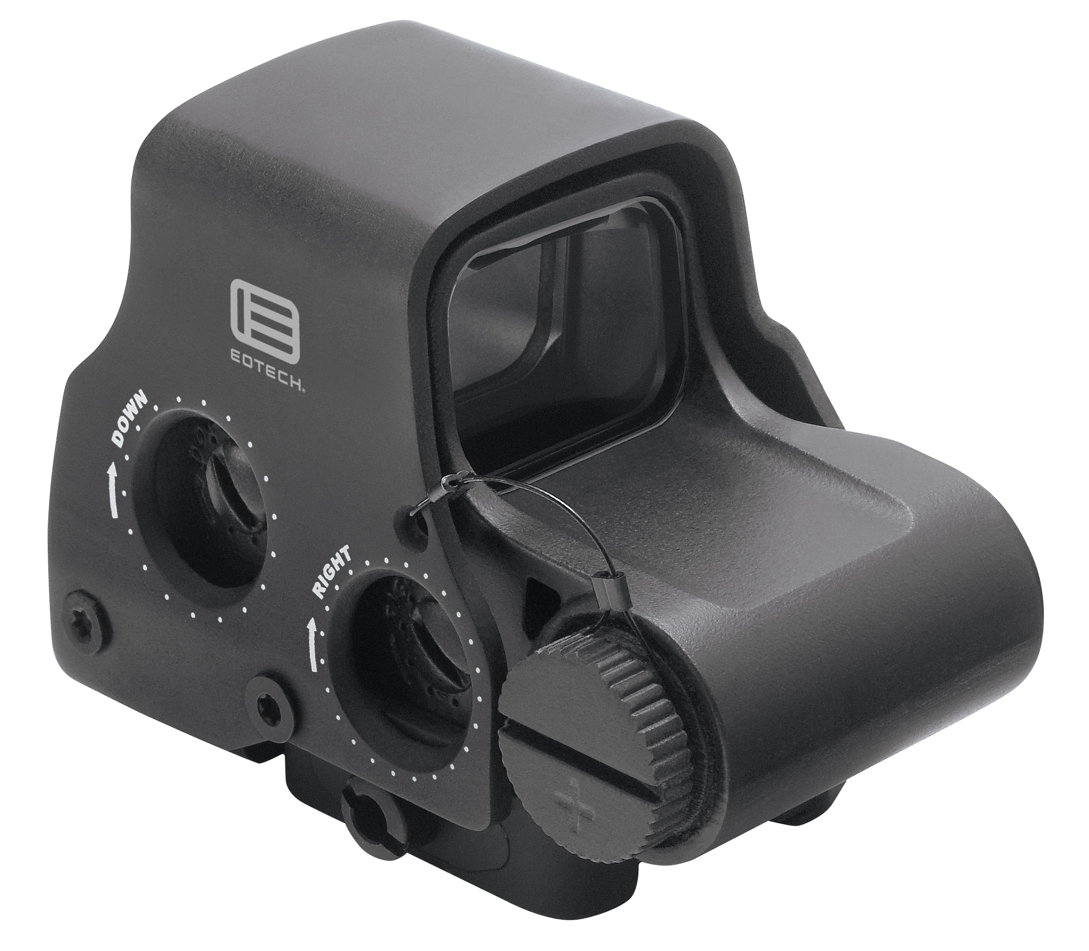EOTech HWS Model EXPS3-2 Holographic Sight - 1x - Illum. 68 MOA Ring w/ 2 1-MOA Dots - 1 MOA Red Dot - Matte