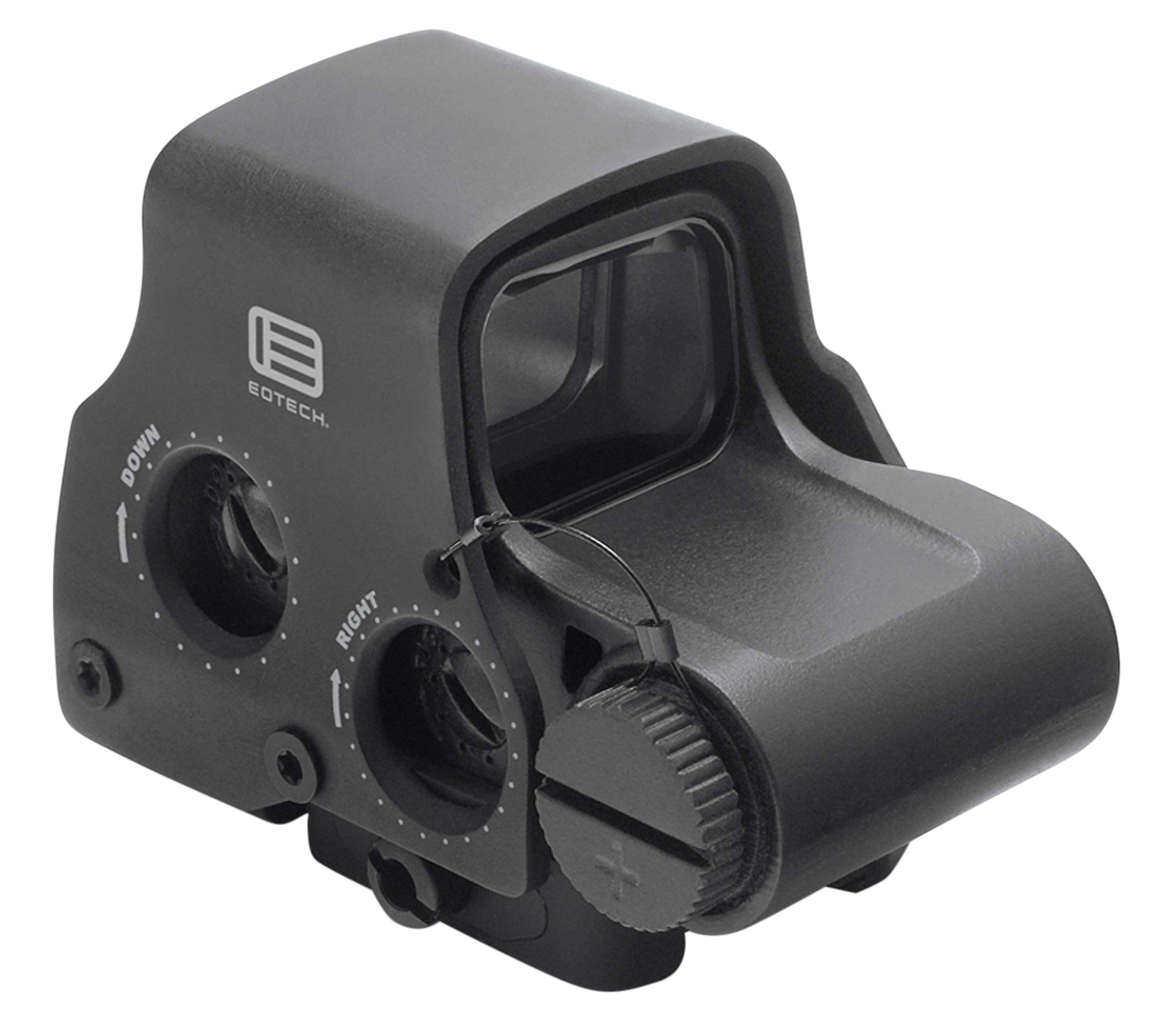 EOTech HWS Model EXPS2-2 Holographic Sight - 1x - Illum. 68 MOA Ring w/ 2 1-MOA Dots - 1 MOA Red Dot - Matte
