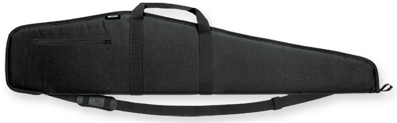 Bulldog Extreme Scoped Soft Rifle Case 48